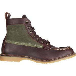 Red Wing Heritage Wacouta Canvas Moc Boot - Men's