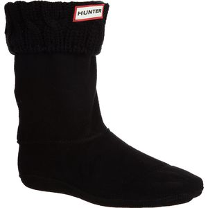 Hunter Original 6 Stitch Cable Short Boot Sock - Women's
