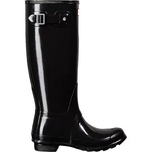 Hunter Boots Original Tall Gloss Rain Boot - Women's