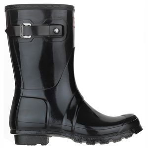 Hunter Boots Original Short Gloss Rain Boot - Women's
