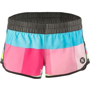 Hurley Supersuede Printed Beachrider Board Short - Women's