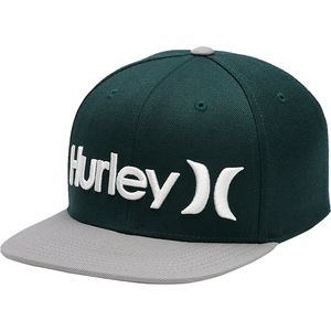 Hurley One & Only Snapback Hat - Men's