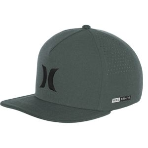 Hurley Dri-Fit Icon Snapback Hat - Men's