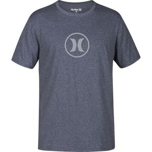 Hurley Circle Icon Dri-Fit Slim T-Shirt - Men's