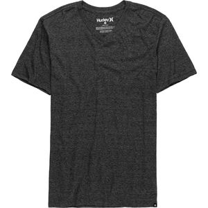 Hurley Staple Tri-Blend V-Neck T-Shirt - Short-Sleeve - Men's