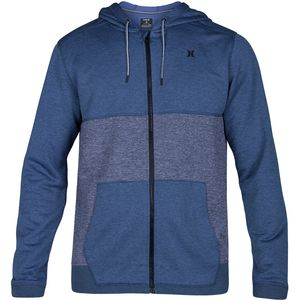 Hurley Dri-Fit Disperse Bocked Full-Zip Hoodie - Men's