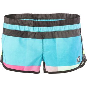 Hurley Kings Road Supersuede Board Short - Women's