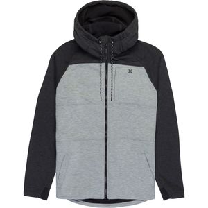 Hurley Heat Plus Therma-Fit Zip Fleece Jacket - Men's