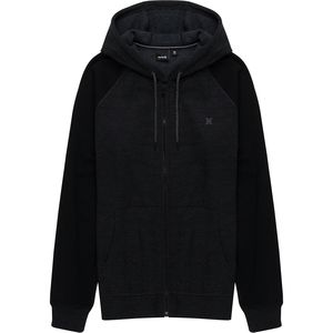 Hurley Bayside Full-Zip Fleece Hoodie - Men's