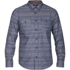 Hurley Dri-Fit Pismo Long-Sleeve Shirt - Men's