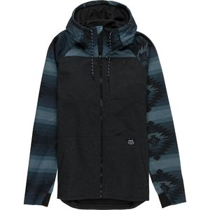 Hurley Therma Protect Pendleton Full-Zip Hoodie - Men's