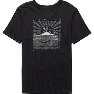 Hurley Waves In T-Shirt - Men's