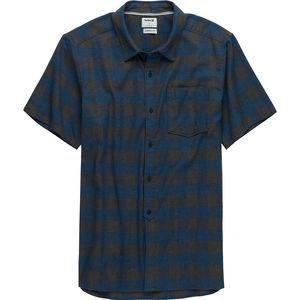 Hurley Bison Woven Short-Sleeve Top - Men's