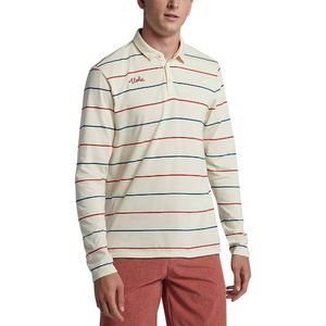 Hurley Channels Long-Sleeve Polo - Men's