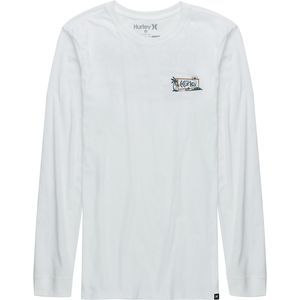 Hurley Dri-Fit Island Style Long-Sleeve T-Shirt - Men's