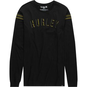 Hurley Core Patches Long-Sleeve T-Shirt - Men's