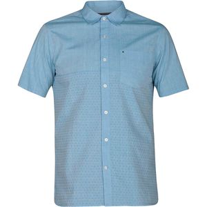 Hurley Noble Short-Sleeve Shirt - Men's