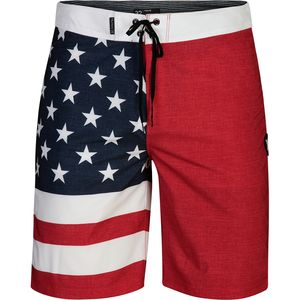 Hurley Phantom Patriot 20in Board Short - Men's