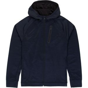 Hawke and Co.  Zip Raglan Knit Hoodie - Men's