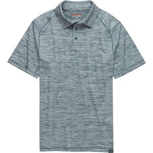 Hawke and Co.  Space Dye Polo Shirt - Men's