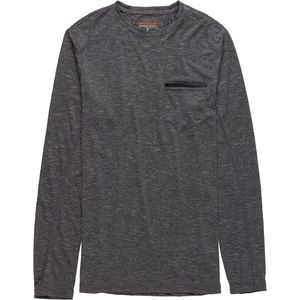 Hawke and Co.  Space Dye Crew Shirt - Men's
