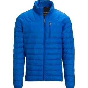 Hawke and Co. Packable Down Jacket with Chest Pocket - Men's