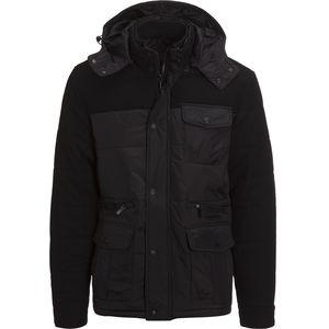 Hawke and Co. Wool Blend Mixed Media Jacket - Men's