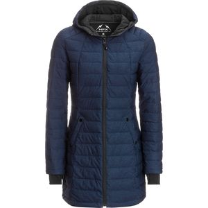 HFX Stretch Insulated Mid-Length Jacket - Women's
