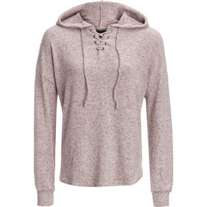 HFX Pullover Fleece Lace Up Hoodie - Women's