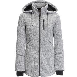 HFX Hooded Full-Zip Fleece Jacket - Women's