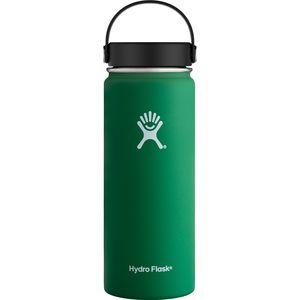Hydro Flask 18oz Wide Mouth Water Bottle