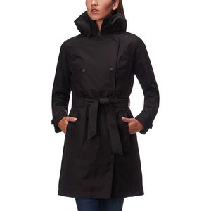 Helly Hansen Welsey Insulated Trench Coat - Women's