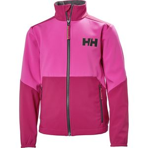 Helly Hansen Jr Edge Softshell Jacket - Girls'