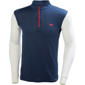 Helly Hansen Wool 1/2 Zip Top - Men's