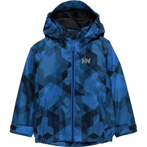 Helly Hansen Cover Insulated Print Jacket - Toddler Boys'