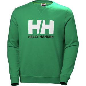 Helly Hansen Logo Crew Sweatshirt - Men's