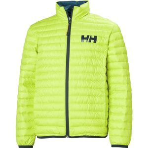 Helly Hansen Jr Barrier Down Insulator Jacket - Boys'