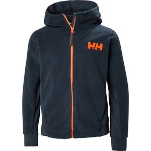 Helly Hansen Jr Chill Full Zip Hooded Jacket - Boys'
