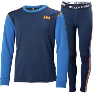 Helly Hansen Jr Lifa Active Long Underwear Set - Boys'