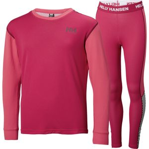 Helly Hansen Lifa Active Long Underwear Set - Girls'