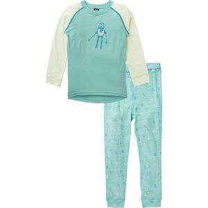 Helly Hansen K Merino Mid Set - Toddler Girls'