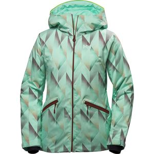 Helly Hansen Belle Printed Jacket - Women's