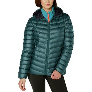 Helly Hansen Verglas Hooded Down Insulator Jacket - Women's