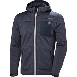 Helly Hansen Verket Reversible Pile Full Zip Hoodie - Men's