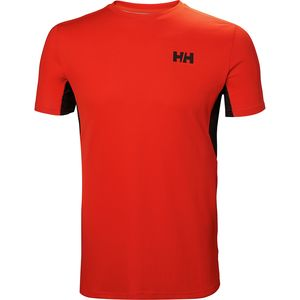 Helly Hansen Lifa Active Mesh Short-Sleeve Baselayer Top - Men's