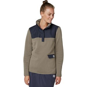 Helly Hansen Lillo Sweater Fleece Pullover Jacket - Women's