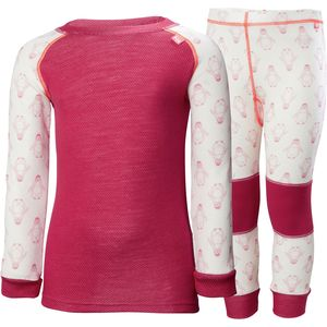 Helly Hansen Lifa Merino Set - Toddler Girls'
