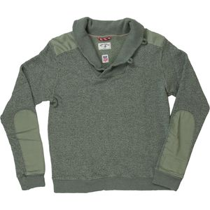 Iron and Resin Commando Sweater - Men's