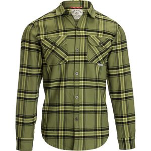 Iron and Resin Benchmark Flannel Shirt - Men's