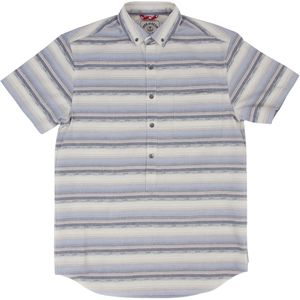 Iron and Resin Mateos Popover Short-Sleeve Shirt - Men's